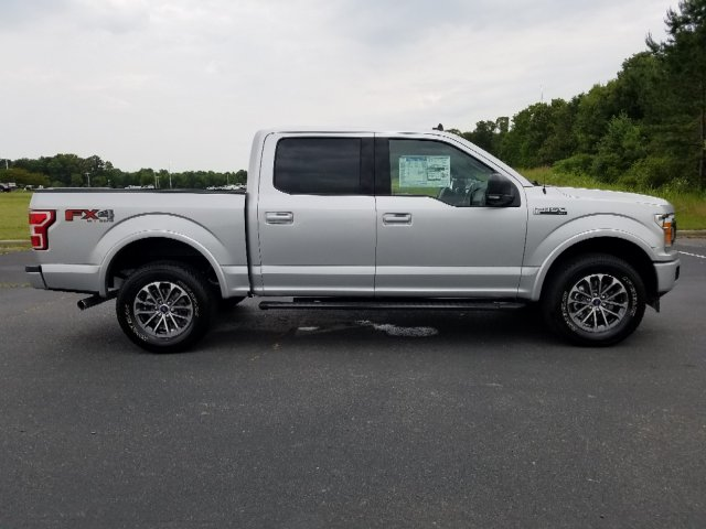 2019 F-150 SuperCrew Cab 4x4,  Pickup #T197191 - photo 4