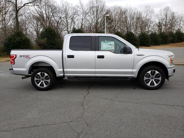 2019 F-150 SuperCrew Cab 4x4,  Pickup #T197196 - photo 4