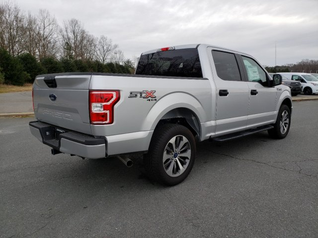 2019 F-150 SuperCrew Cab 4x4,  Pickup #T197196 - photo 5