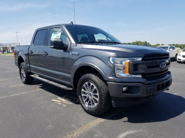 2019 F-150 SuperCrew Cab 4x4,  Pickup #T197215 - photo 1