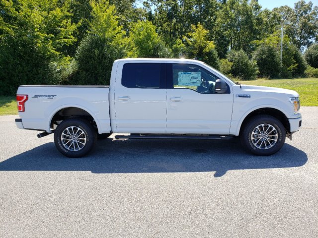 2019 F-150 SuperCrew Cab 4x4,  Pickup #T197217 - photo 4