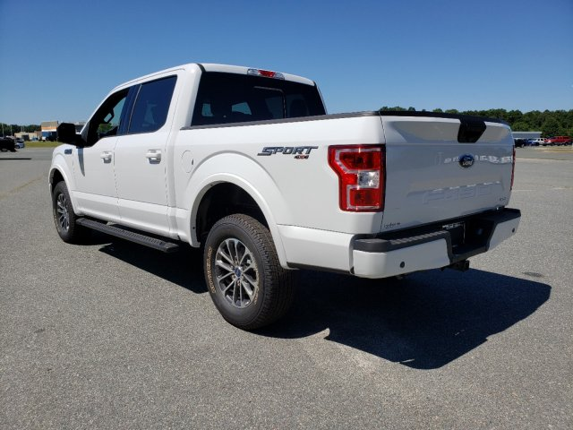 2019 F-150 SuperCrew Cab 4x4,  Pickup #T197217 - photo 2