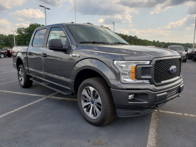 2019 F-150 SuperCrew Cab 4x4,  Pickup #T197219 - photo 3