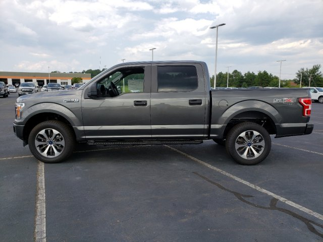 2019 F-150 SuperCrew Cab 4x4,  Pickup #T197219 - photo 7