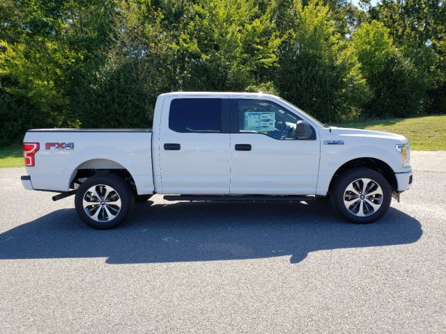 2019 F-150 SuperCrew Cab 4x4, Pickup #T197221 - photo 4