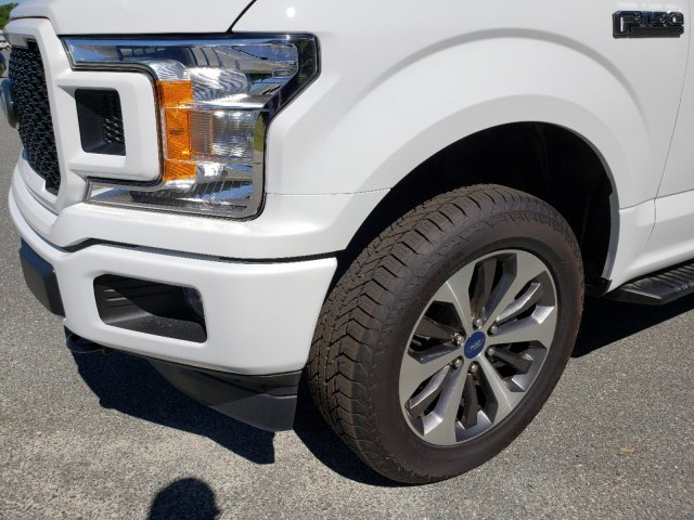 2019 F-150 SuperCrew Cab 4x4, Pickup #T197221 - photo 9