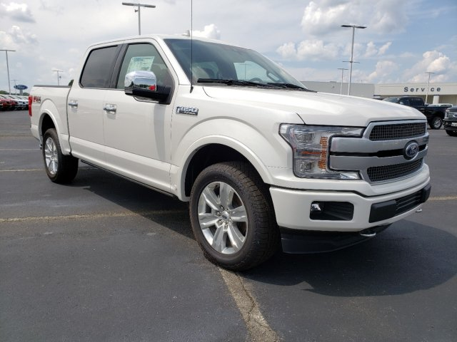 2019 F-150 SuperCrew Cab 4x4,  Pickup #T197222 - photo 3