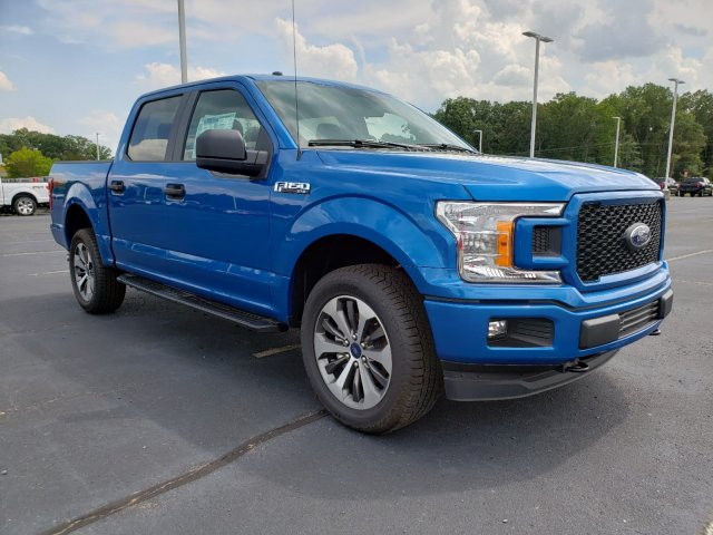 2019 F-150 SuperCrew Cab 4x4,  Pickup #T197224 - photo 3