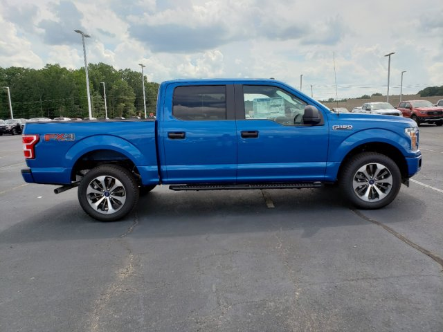 2019 F-150 SuperCrew Cab 4x4, Pickup #T197224 - photo 4