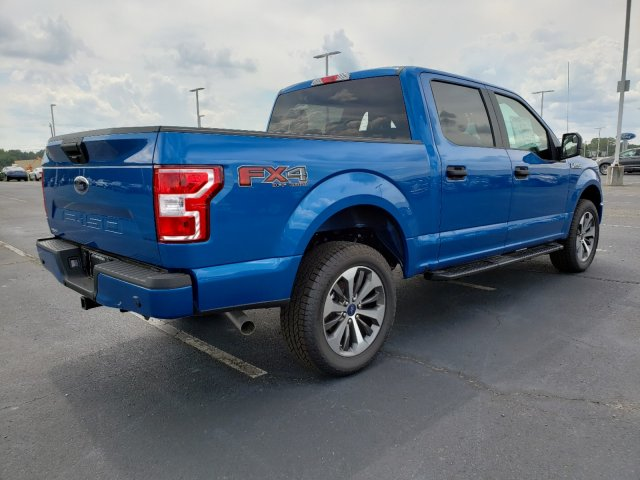2019 F-150 SuperCrew Cab 4x4,  Pickup #T197224 - photo 5