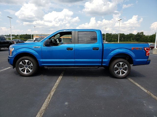 2019 F-150 SuperCrew Cab 4x4, Pickup #T197224 - photo 7