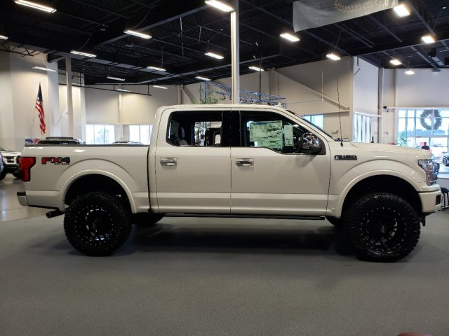 2019 F-150 SuperCrew Cab 4x4,  Pickup #T197225 - photo 4