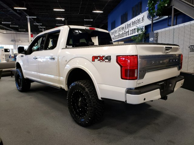 2019 F-150 SuperCrew Cab 4x4,  Pickup #T197225 - photo 2