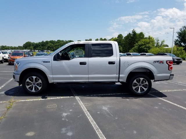 2019 F-150 SuperCrew Cab 4x4,  Pickup #T197226 - photo 7