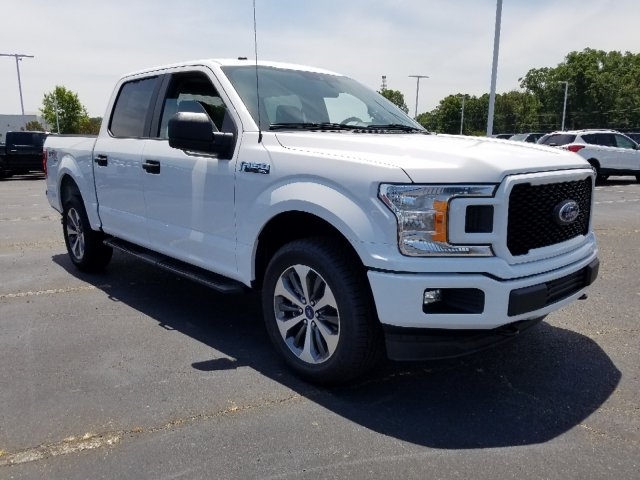 2019 F-150 SuperCrew Cab 4x4, Pickup #T197232 - photo 3