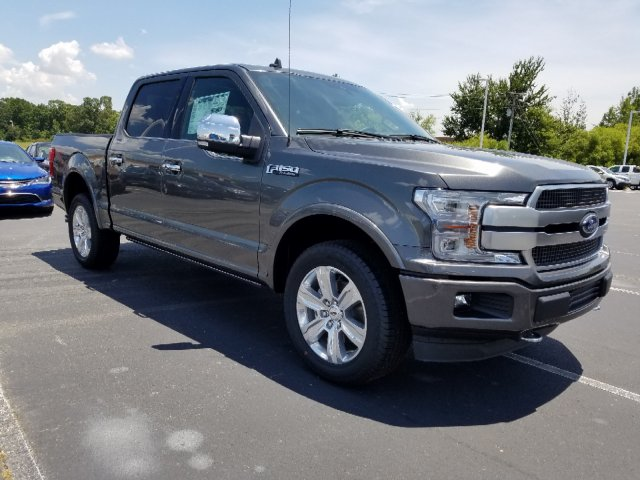 2019 F-150 SuperCrew Cab 4x4,  Pickup #T197238 - photo 3