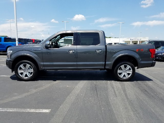 2019 F-150 SuperCrew Cab 4x4,  Pickup #T197238 - photo 7