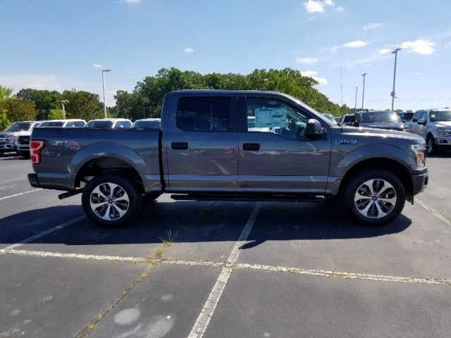 2019 F-150 SuperCrew Cab 4x4, Pickup #T197240 - photo 4
