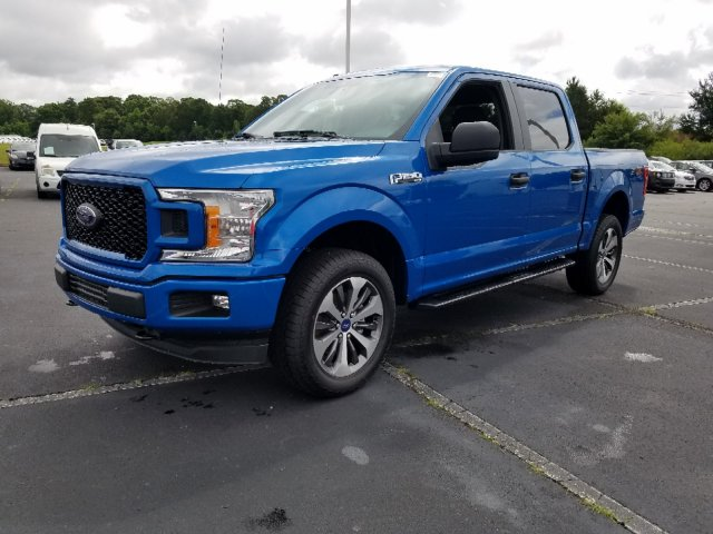 2019 F-150 SuperCrew Cab 4x4,  Pickup #T197248 - photo 1