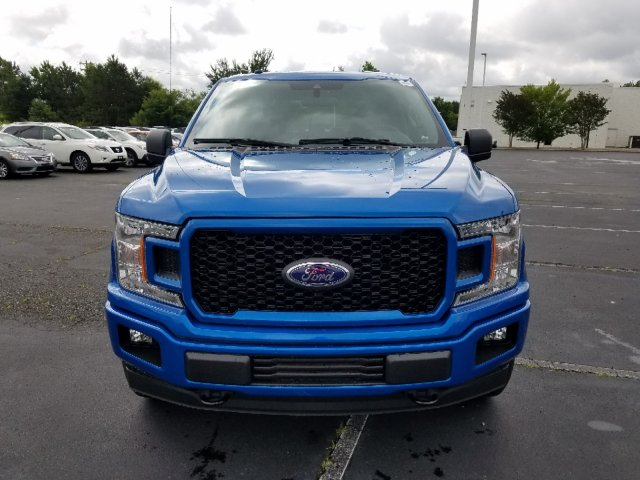 2019 F-150 SuperCrew Cab 4x4,  Pickup #T197248 - photo 8