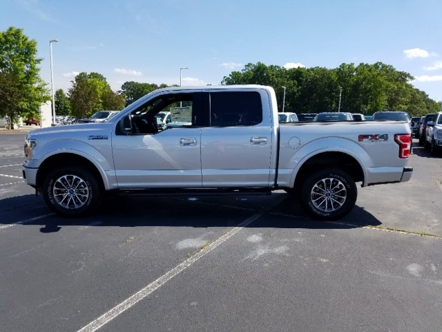 2019 F-150 SuperCrew Cab 4x4, Pickup #T197251 - photo 7