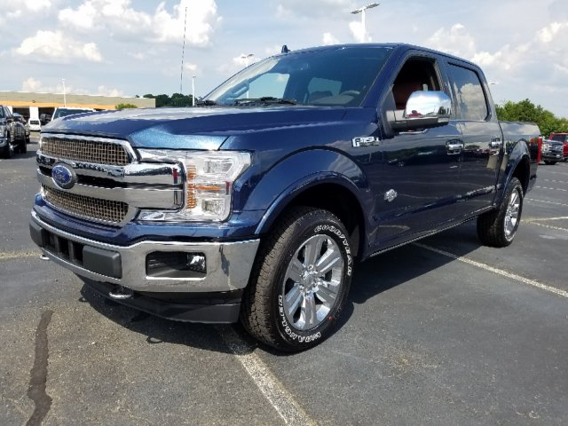 2019 F-150 SuperCrew Cab 4x4,  Pickup #T197255 - photo 1