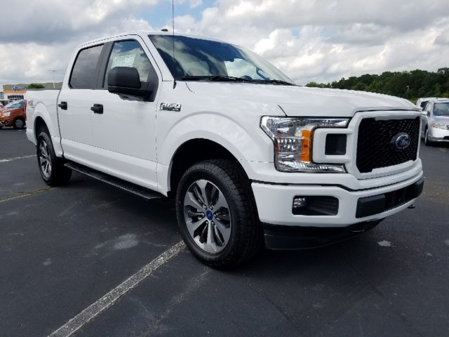 2019 F-150 SuperCrew Cab 4x4, Pickup #T197259 - photo 3
