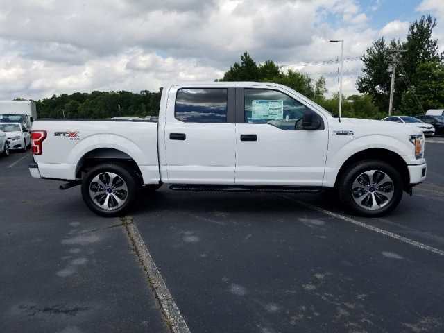 2019 F-150 SuperCrew Cab 4x4, Pickup #T197259 - photo 4