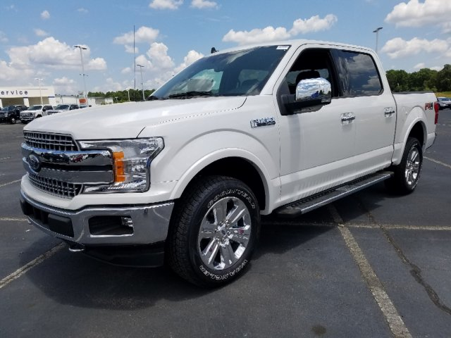 2019 F-150 SuperCrew Cab 4x4,  Pickup #T197263 - photo 1