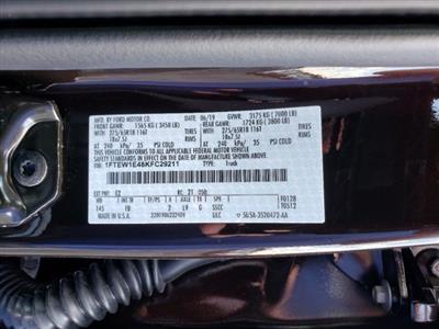 2019 F-150 SuperCrew Cab 4x4,  Pickup #T197264 - photo 35
