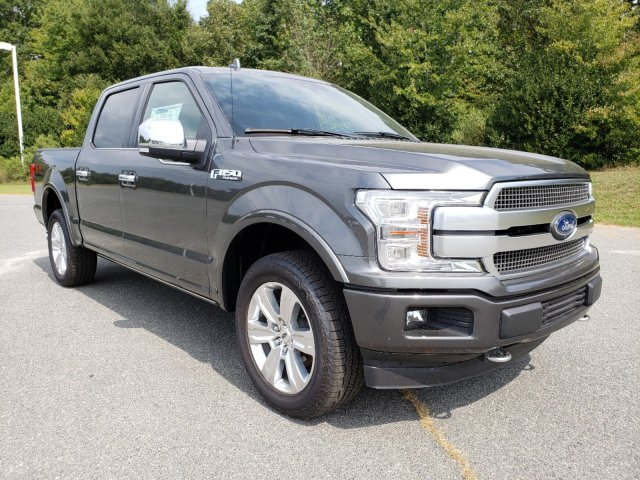 2019 F-150 SuperCrew Cab 4x4,  Pickup #T197266 - photo 3