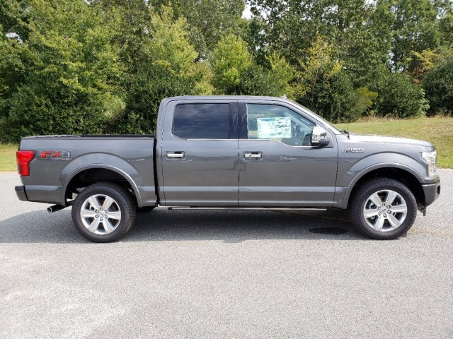 2019 F-150 SuperCrew Cab 4x4,  Pickup #T197266 - photo 4