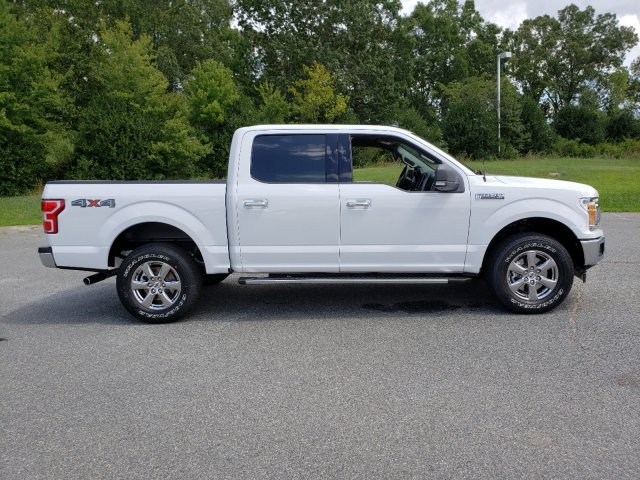 2019 F-150 SuperCrew Cab 4x4, Pickup #T197273 - photo 4