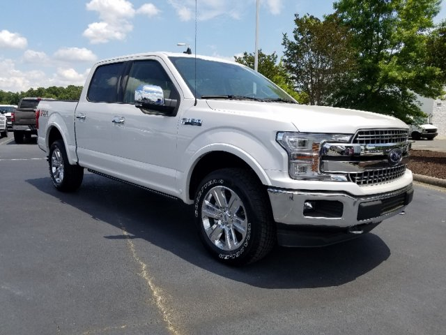 2019 F-150 SuperCrew Cab 4x4,  Pickup #T197280 - photo 3