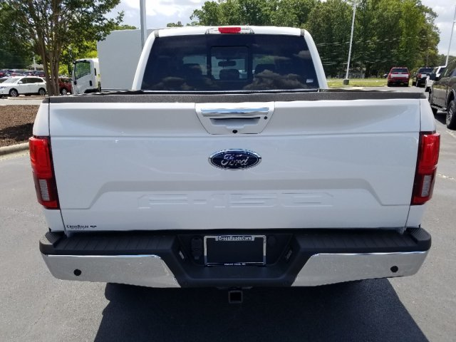2019 F-150 SuperCrew Cab 4x4,  Pickup #T197280 - photo 5