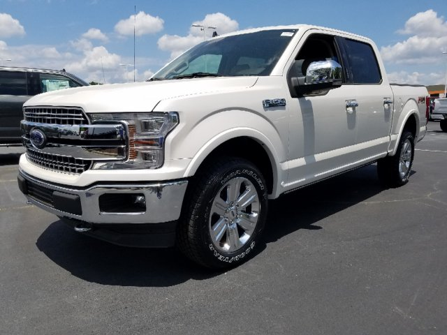 2019 F-150 SuperCrew Cab 4x4,  Pickup #T197280 - photo 1