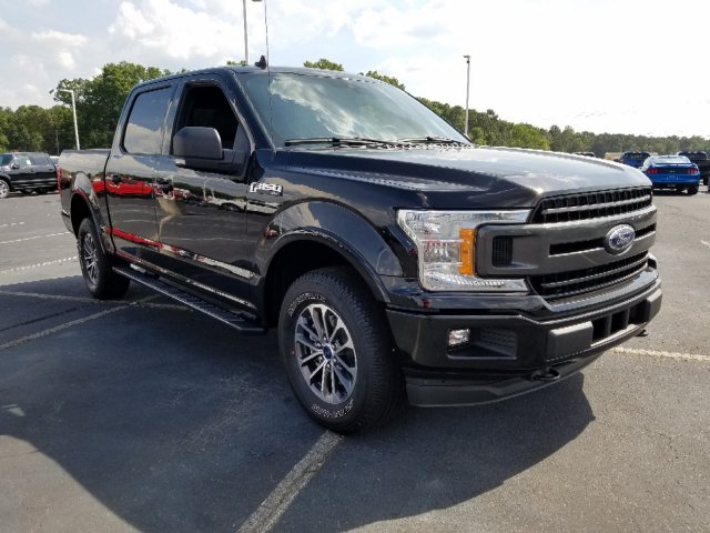 2019 F-150 SuperCrew Cab 4x4, Pickup #T197283 - photo 3