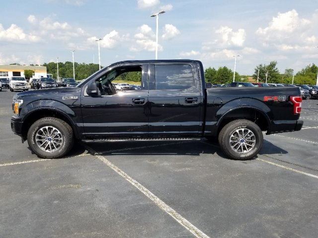 2019 F-150 SuperCrew Cab 4x4, Pickup #T197283 - photo 7