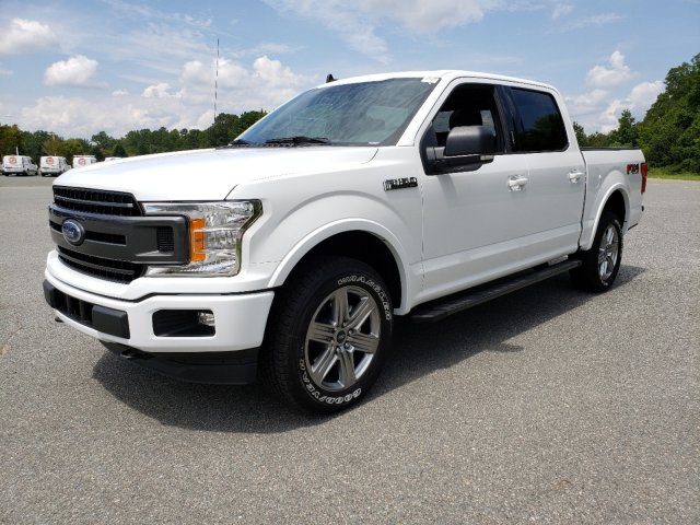 2019 F-150 SuperCrew Cab 4x4,  Pickup #T197295 - photo 1