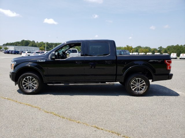 2019 F-150 SuperCrew Cab 4x4,  Pickup #T197296 - photo 7