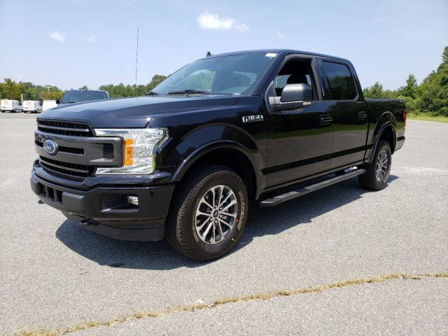 2019 F-150 SuperCrew Cab 4x4,  Pickup #T197296 - photo 1