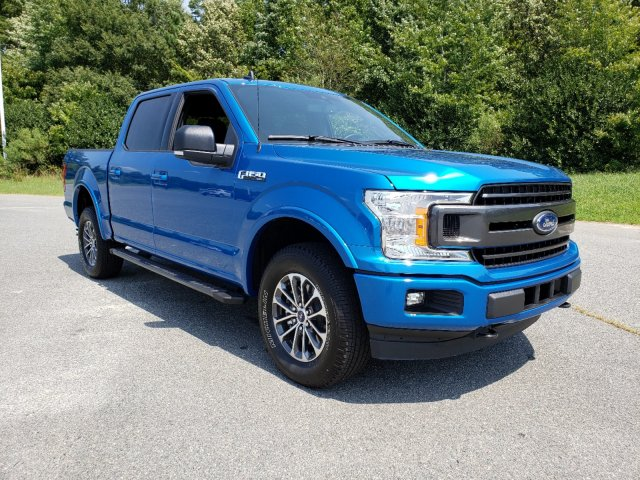 2019 F-150 SuperCrew Cab 4x4,  Pickup #T197297 - photo 3