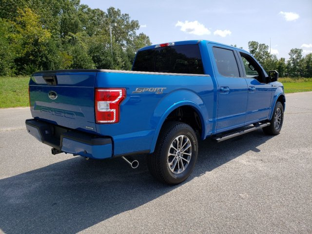 2019 F-150 SuperCrew Cab 4x4,  Pickup #T197297 - photo 5
