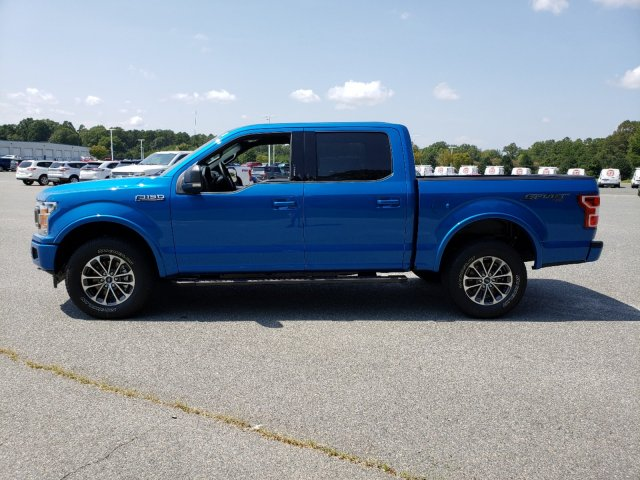 2019 F-150 SuperCrew Cab 4x4,  Pickup #T197297 - photo 7