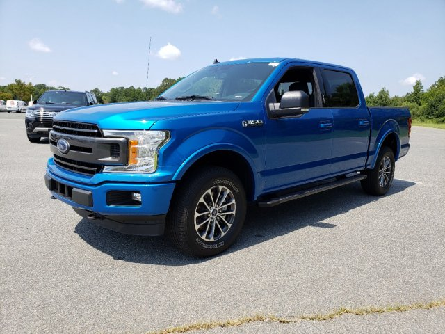 2019 F-150 SuperCrew Cab 4x4,  Pickup #T197297 - photo 1