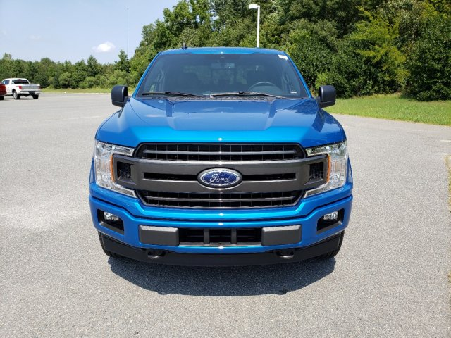 2019 F-150 SuperCrew Cab 4x4,  Pickup #T197297 - photo 8