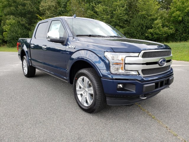 2019 F-150 SuperCrew Cab 4x4,  Pickup #T197302 - photo 3
