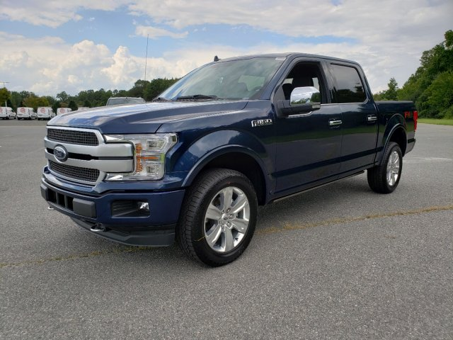 2019 F-150 SuperCrew Cab 4x4,  Pickup #T197302 - photo 1