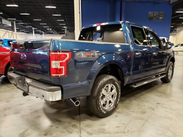 2019 F-150 SuperCrew Cab 4x4,  Pickup #T197304 - photo 4