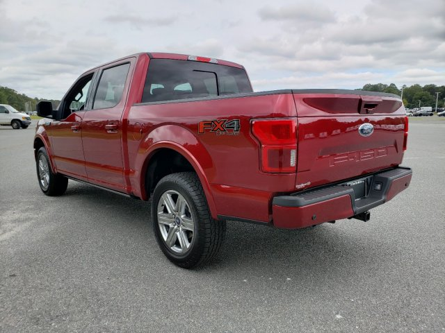 2019 F-150 SuperCrew Cab 4x4, Pickup #T197310 - photo 2